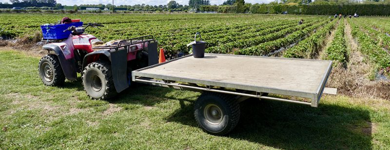 5 Tips for Hauling a Trailer Behind Your Off-Road Vehicle