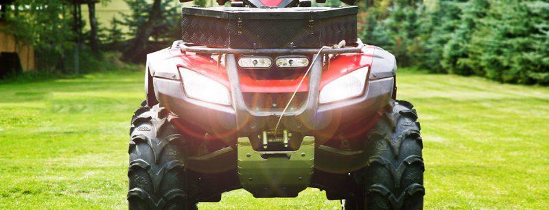 ATV lawn