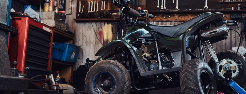 7 Tips for Buying and Restoring an ATV Fixer Upper