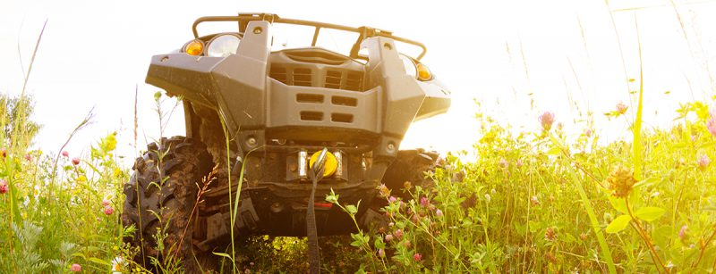 6 Tips for Maintaining Your ATV in the Spring
