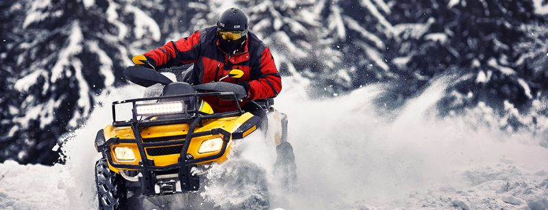 5 Tips for Winterizing Your ATV
